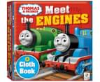 Thomas & Friends: Meet The Engines Cloth Book 1