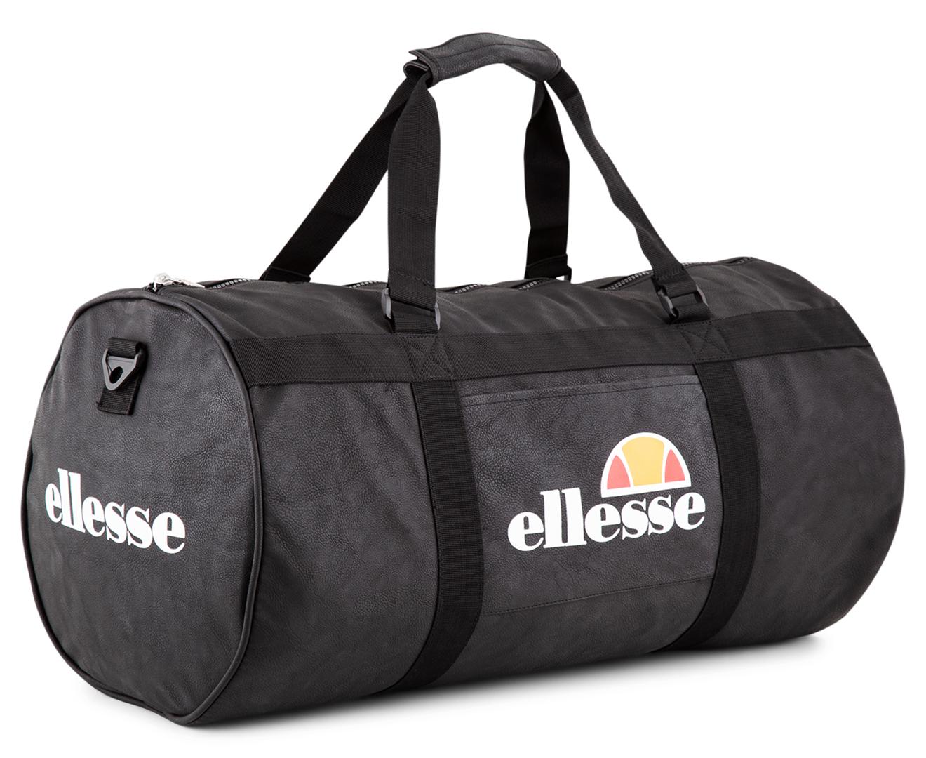fcb773909ae3 Ellesse Velore Lux Duffle Bag - Black