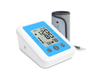 Select Mall Full-Automatic Electronic Sphygmomanometer, English Voice Broadcast Home Medical Upper Arm Blood Pressure Meter 1