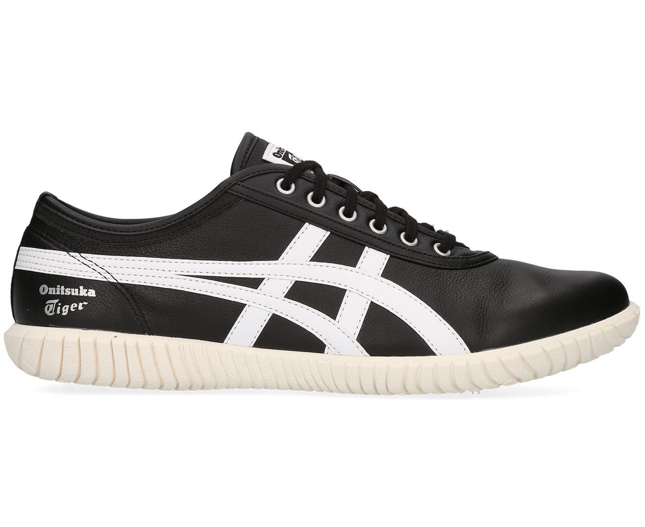 promo code f3ded e6448 Details about Onitsuka Tiger Unisex Tsunahiki Lifestyle Sneaker -  Black/White