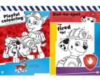 Paw Patrol Fun Activity Hardcover Book 3