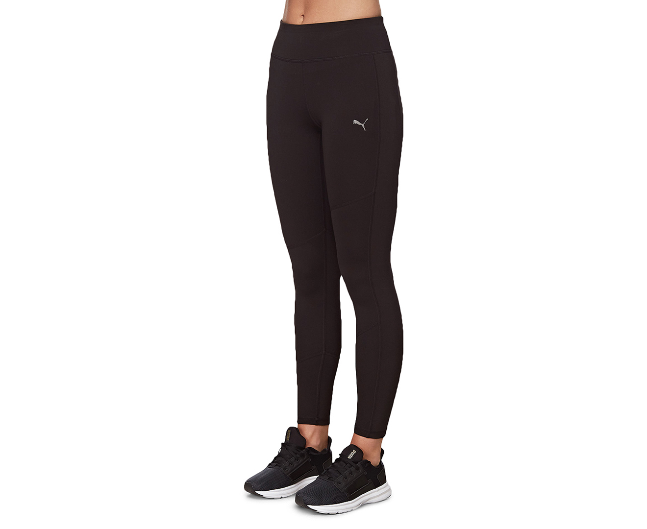 designer mode olika design stort urval av Puma Women's A.C.E Always On Solid 7/8 Tight - Puma Black | Catch ...