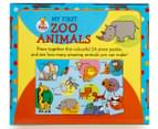 My First Zoo Animals Floor Puzzle 3