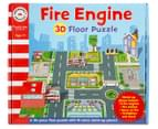 Fire Engine 36-Piece 3D Floor Puzzle 1