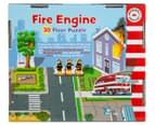 Fire Engine 36-Piece 3D Floor Puzzle 2