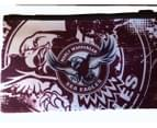Manly Sea Eagles NRL Large Neoprene Team Colour and Logo Pencil Case 1