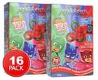 2 x PJ Masks Fruit Tails 160g 1