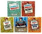 Where's Wally? 5-Book Pack 1