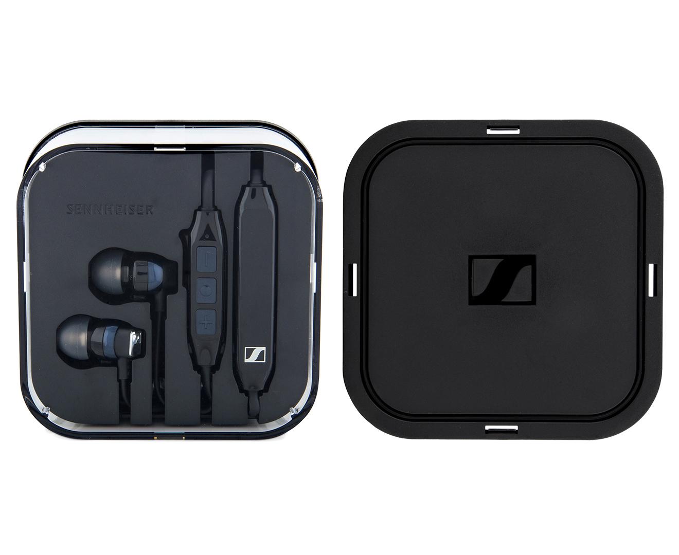 Sennheiser CX 6.00BT Bluetooth Headphones - Black  0287db70950c