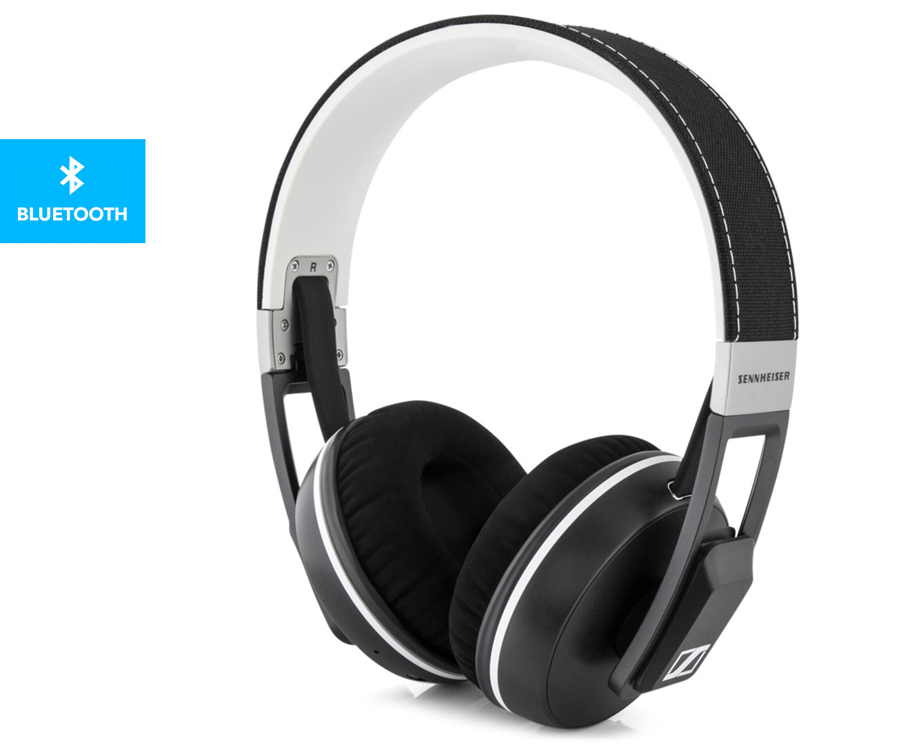 cb42f247636 Sennheiser Urbanite XL Wireless Over-Ear Headphones - Black ...