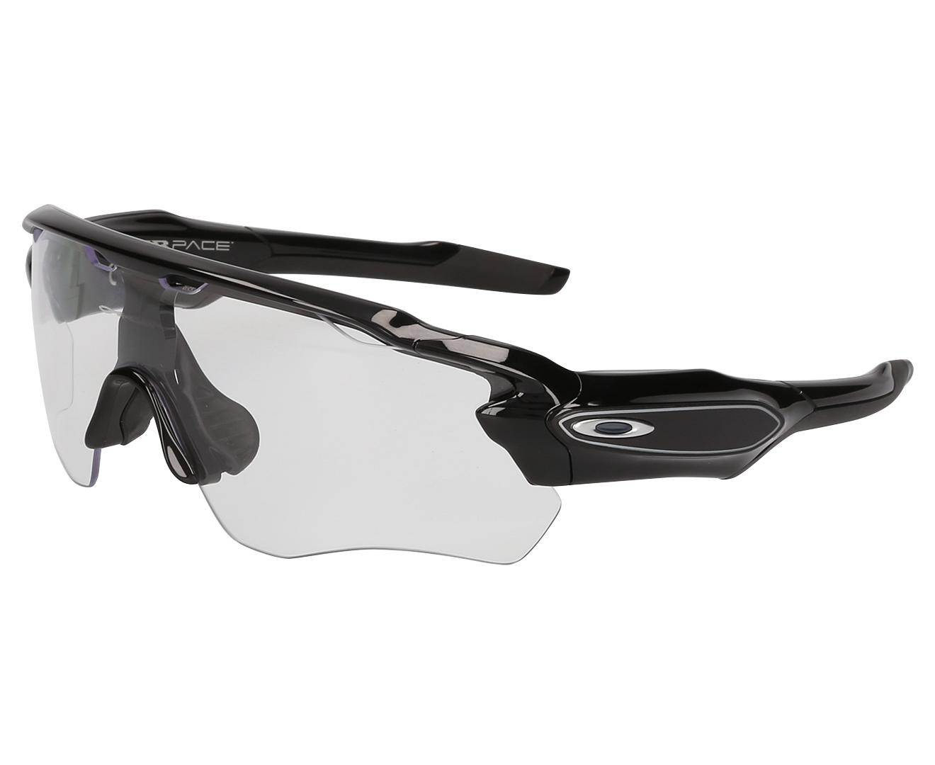 97944eb0742e Oakley Men s Radar Pace Sunglasses - Polished Black Prizm Road ...