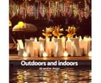 Jingle Jollys 800 LED Icicle Lights Christmas Outdoor Fairy String Party Wedding 6