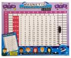 Magnetic Number Chart 1