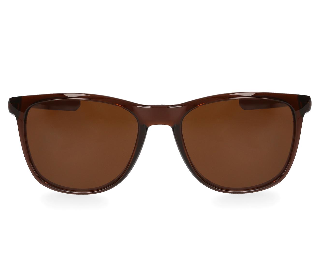 6ccfee68e6d Oakley Men s Trillbe X Sunglasses - Polished Rootbeer Dark Bronze