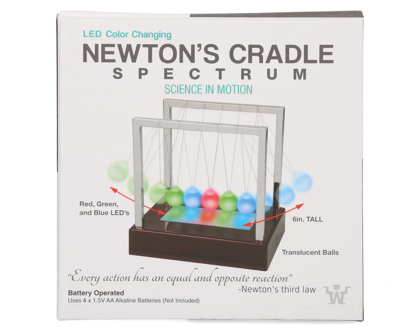 Westminster Newtons Cradle