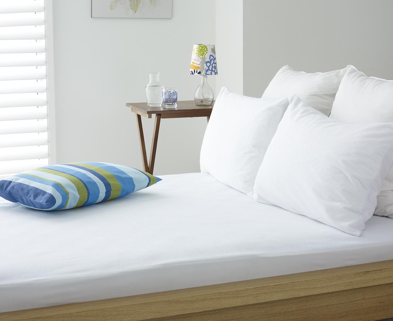 Sleep Comfort Fully Encased Waterproof Double Bed Mattress