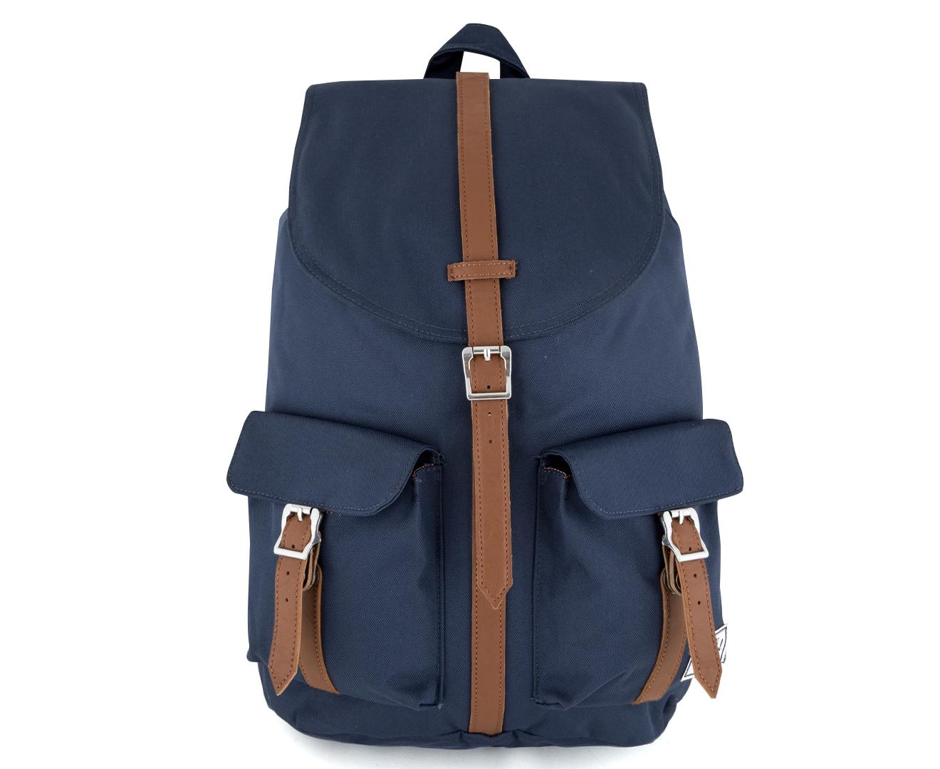 77d1ccddb70 Herschel Supply Co. 20.5L Dawson Backpack - Navy 828432082681