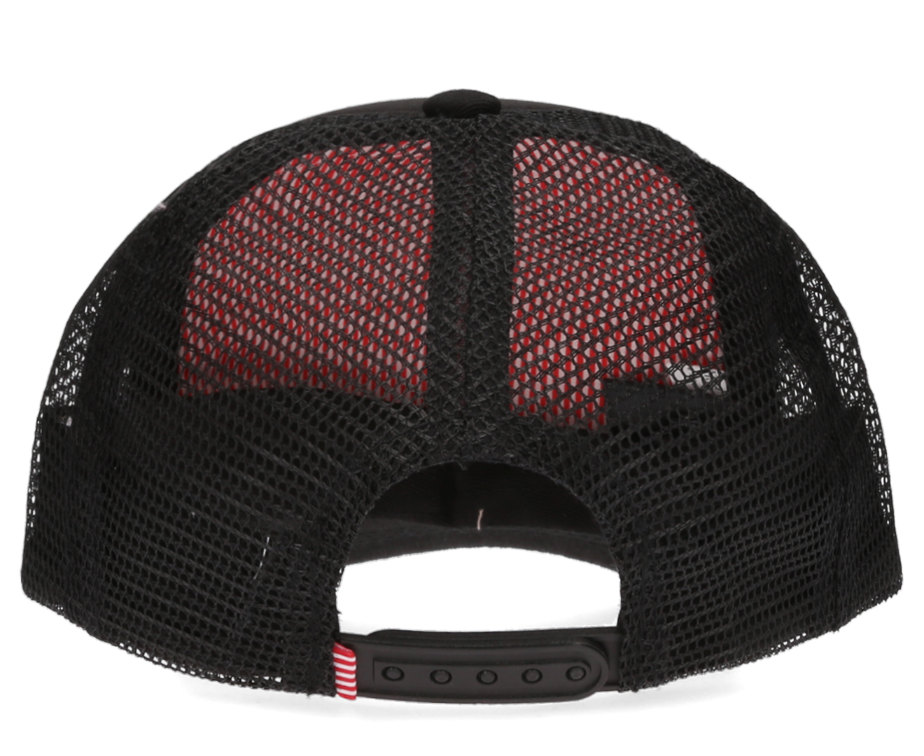 6ced79f54eab3 Herschel Supply Co. Baby Toddler Sprout Whaler Mesh Cap - Black ...