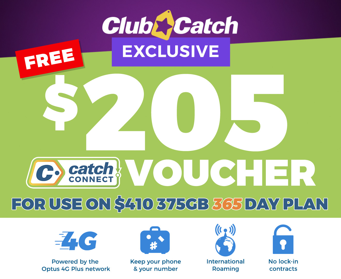 catch of the day coupon march 2019