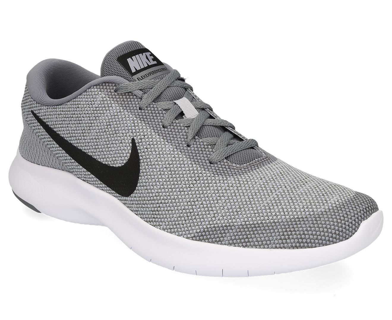 best service 572a5 6215f Nike Men s Flex Experience Run 7 Shoe - Wolf Grey Black-Cool Grey