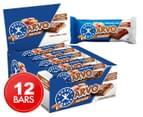 12 x Aussie Bodies Arvo Protein Bar Almond Caramel 32g 1