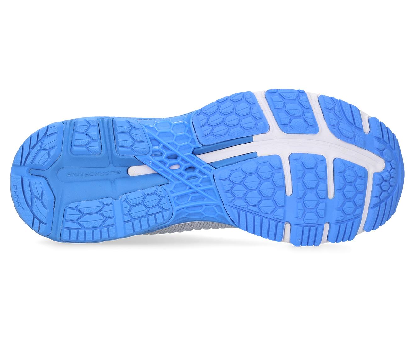 3ac27974c68a ASICS Women's GEL-Kayano 25 Shoe - Mid Grey/Blue Coast | Catch.com.au