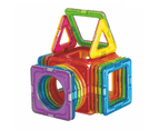 Magformers Basic Plus 30 Set - magnetic construction building toy 2