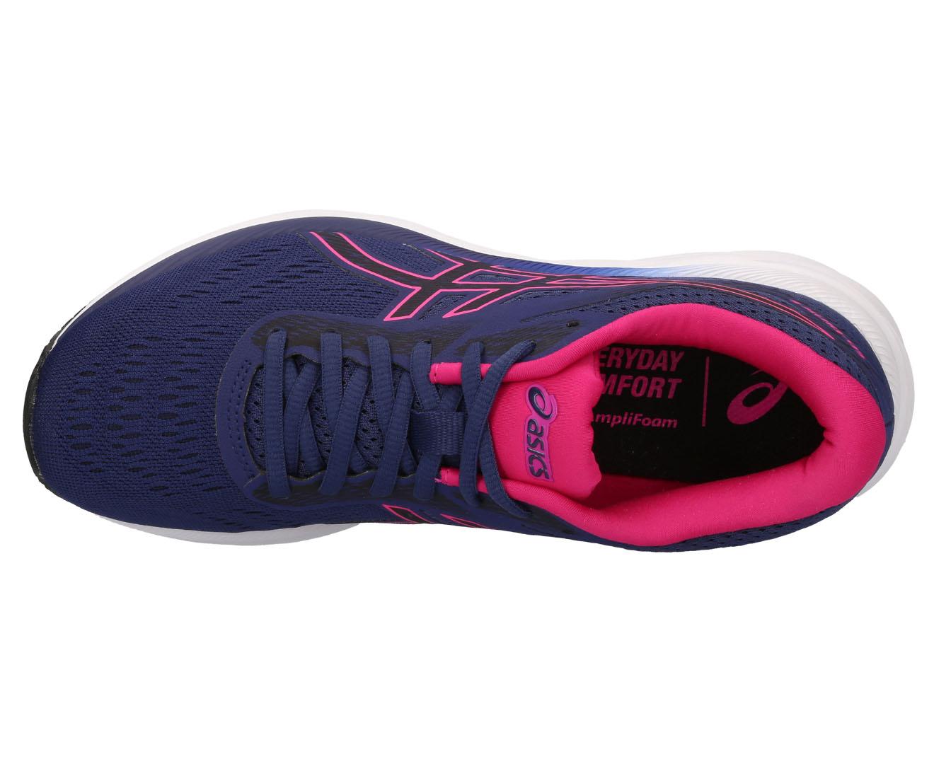 Bluepink Excite Shoe Gel Indigo Asics Raveau Women's 6 ARL5j43q