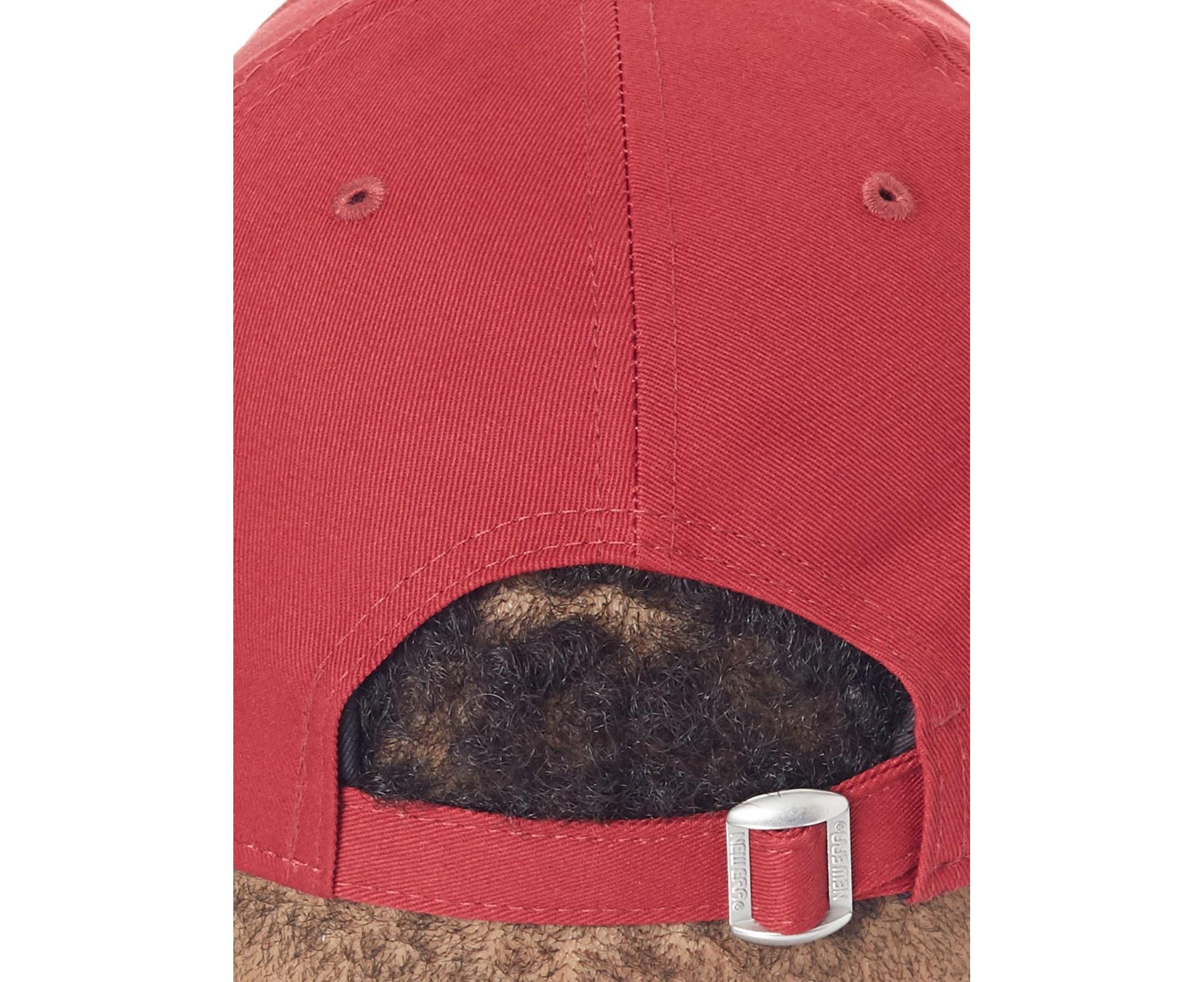 New Era Cardinal White League Essential 9Forty New York Yankees Curved Peak  Adju  ad8b9eb1568c