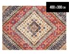 Rug Culture 400x300cm Babylon 203 Diamond Rug - Multi 1