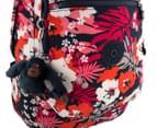 Kipling Clas Challenger Backpack - Summery Floral 4