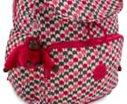 Kipling City Backpack - Latin Mix Pink 4