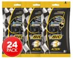 3 x BIC 3 Action Razor 8-Pack 1