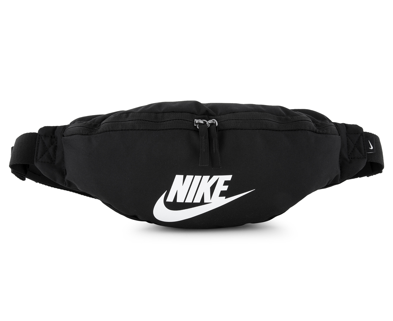 5d2bf8be27bc Nike Heritage Hip Pack - Black