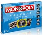Friends Monopoly Board Game 1