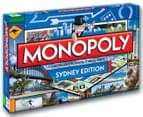 Sydney Monopoly Board Game 1