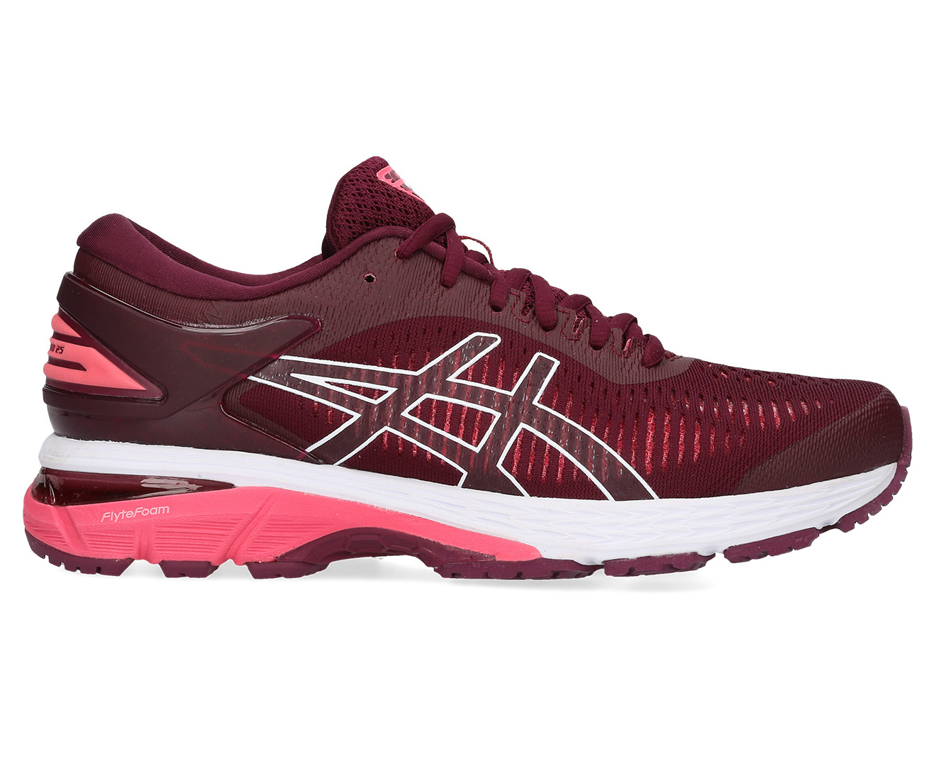taille 40 e79d1 5cecb Details about ASICS Women's GEL-Kayano 25 Shoe - Roselle/Pink Cameo