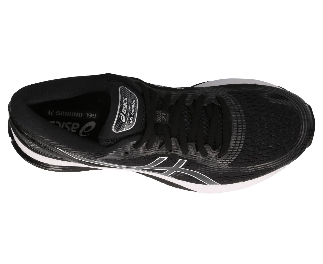 GEL-Nimbus 21 Shoe - Black/Dark Grey