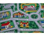 Kids Playmat Suburb - 94 x 133 9