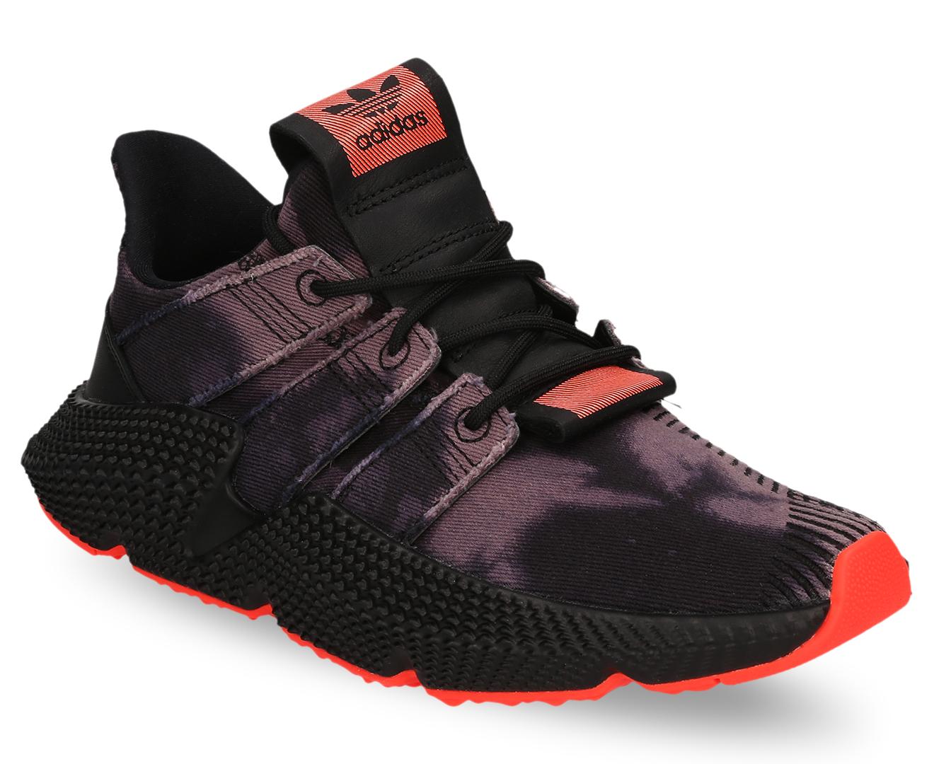 Details about Adidas Originals Womens Prophere Shoe Core BlackCore BlackSolar Red