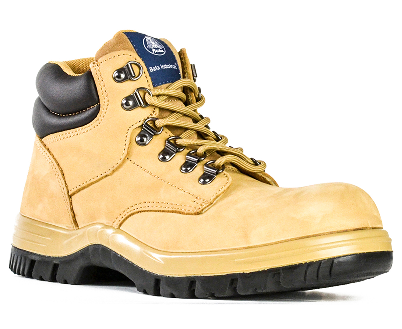 f70253e345f Bata Industrials Natural Titan Extra Wide Safety Boot - Wheat