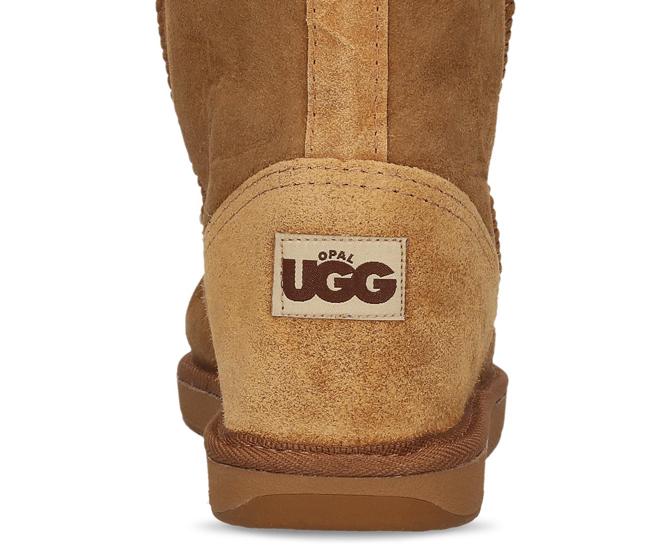 06c59f2bf6e Opal UGG Australian Made Tidal 3/4 Sheepskin Boots - Chestnut