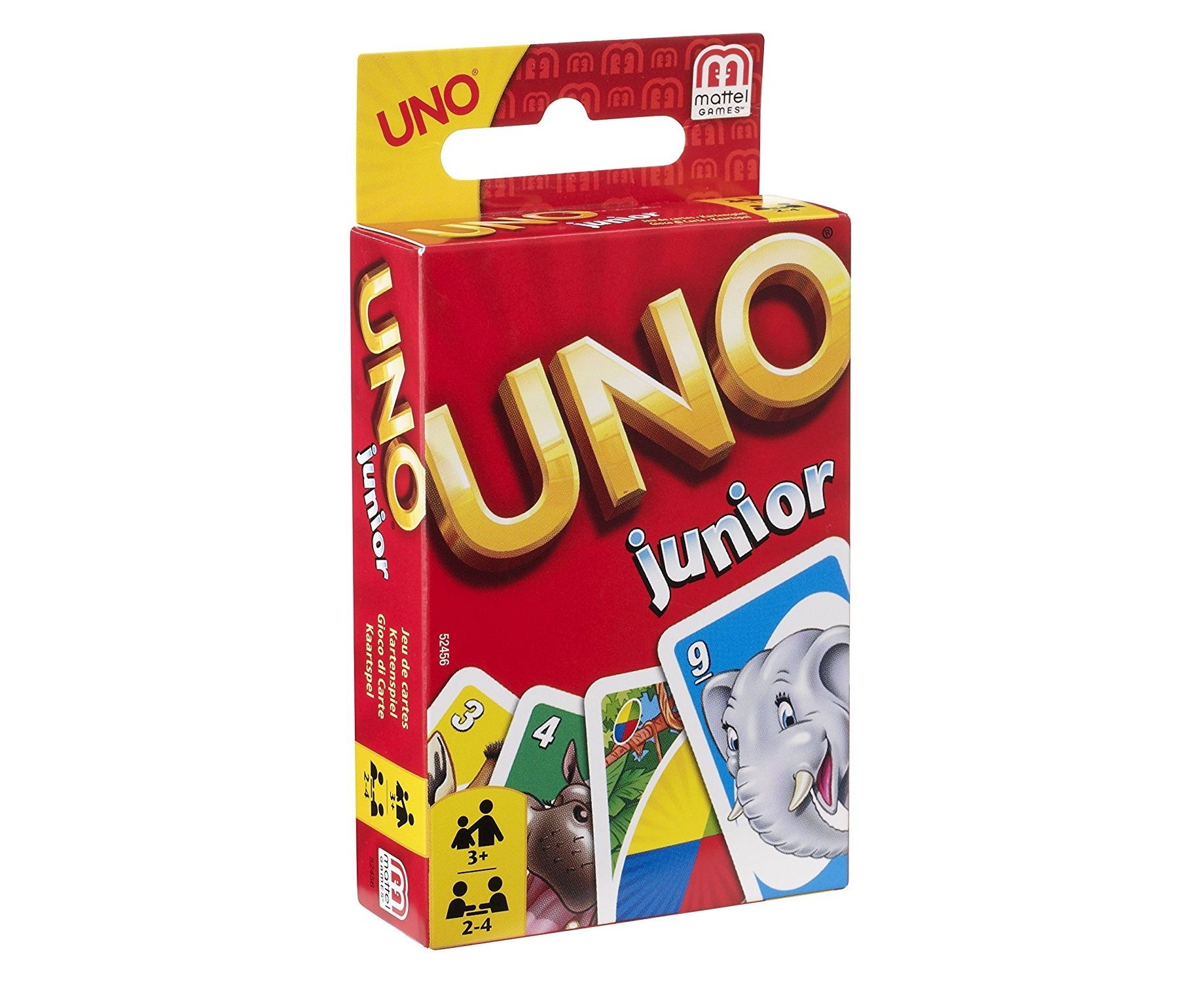 Stocking fillers for little boys | Uno Junior Card Game | Beanstalk Mums