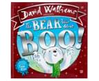The Bear Who Went Boo Hardcover Book 1