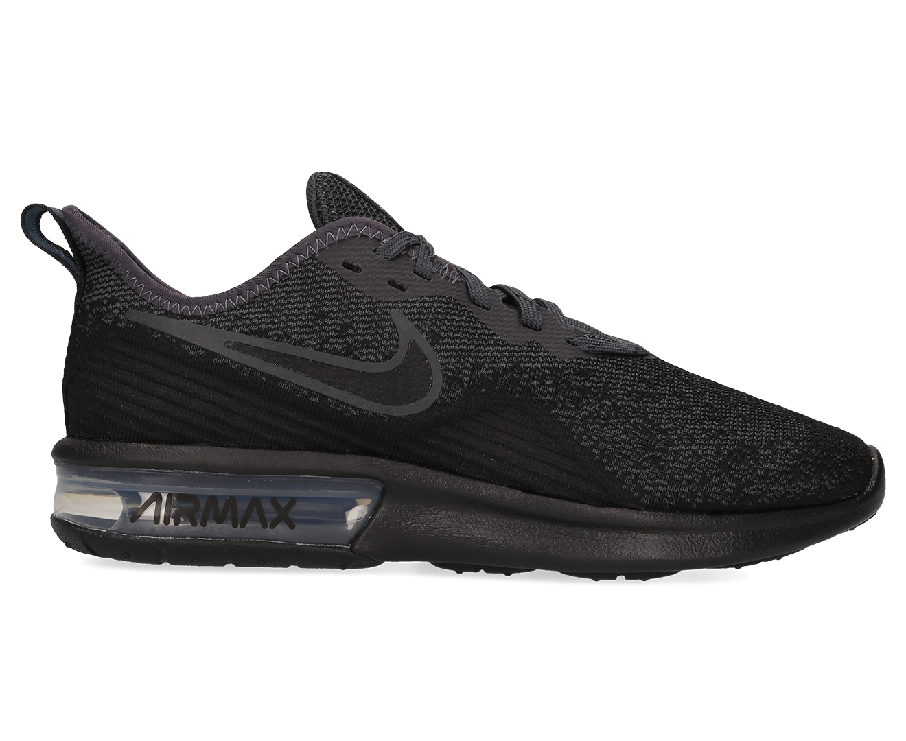 Details about Nike Women's Air Max Sequent 4 Running Sports Shoes BlackBlack Anthracite
