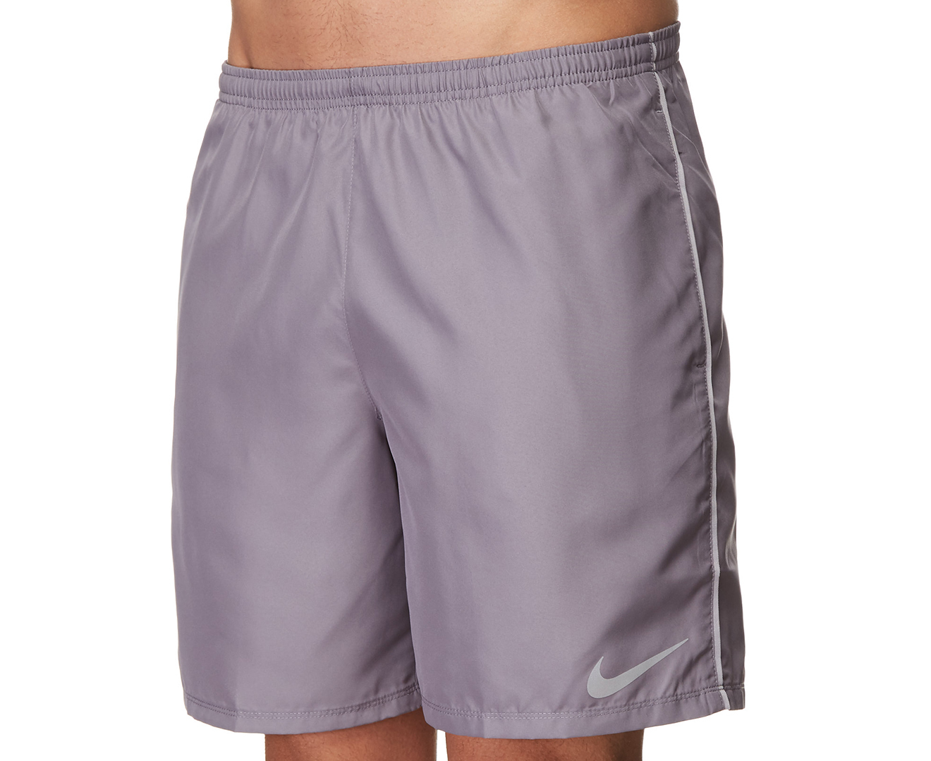 8d2201a1d4391 Details about Nike Men's Flex 7-Inch Running Short - Grey