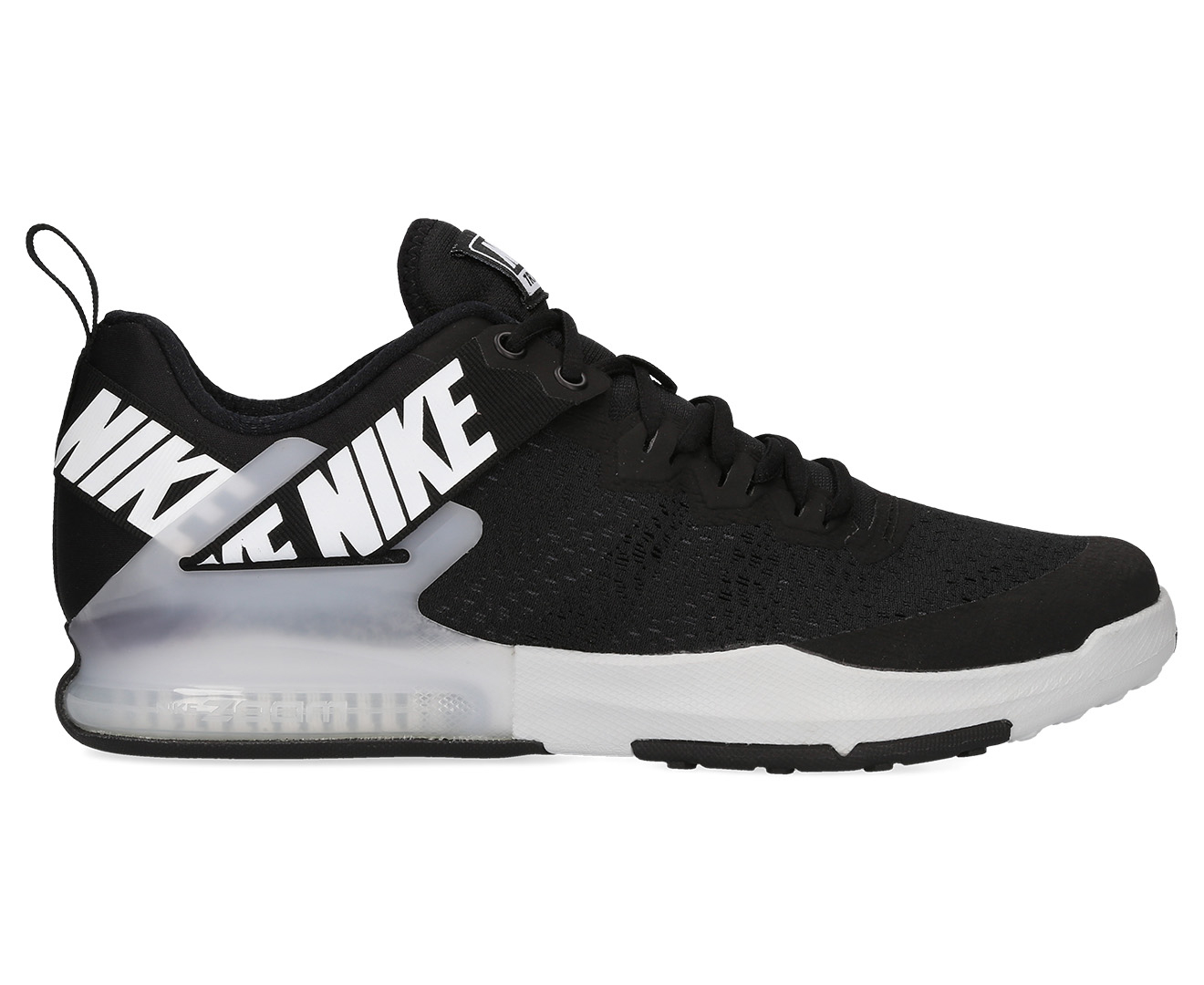 latest fashion special section elegant shoes Nike Men's Zoom Domination TR 2 Shoe - Black/White-Dark Grey
