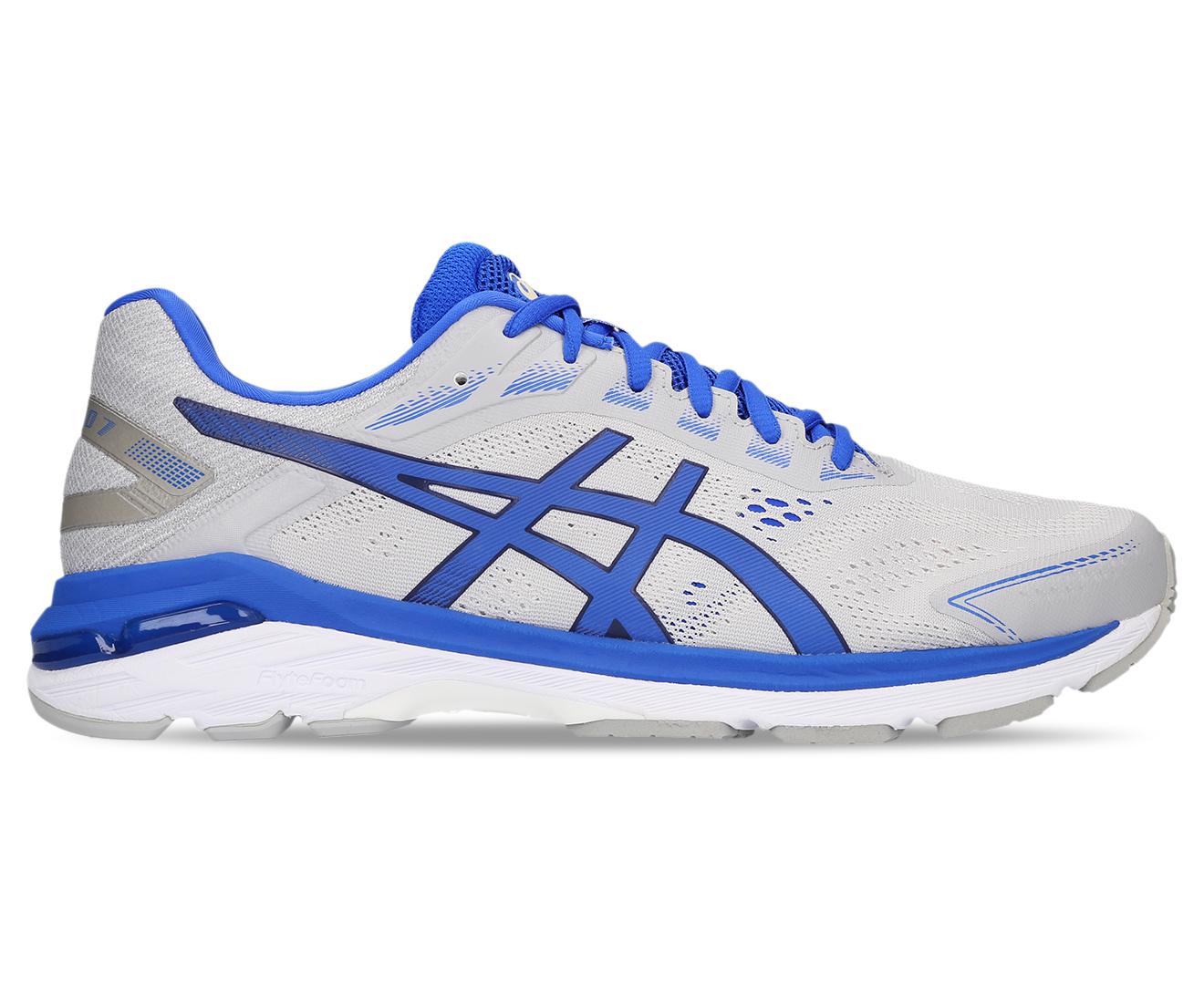 Details about ASICS Men\u0027s GT,2000 7 Lite,Show Running Shoes , Mid  Grey/Illusion Blue