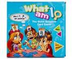 What Am I? The Quick Question Card Game 1