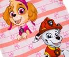 Paw Patrol Toddler Girls' Tee / T-Shirt / Tshirt - Pink 3